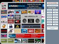 Allworld Internet Radio screenshot
