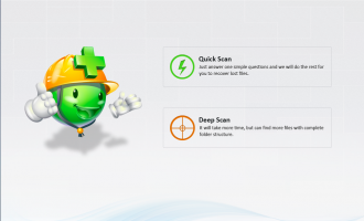Mac Free Any Data Recovery screenshot