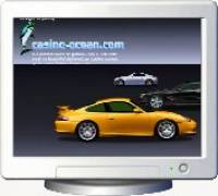 Cars Screensaver from Online Casino screenshot