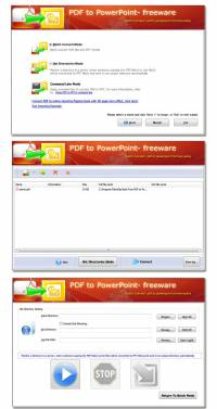 Flash Page Flip Free PDF to PPT screenshot