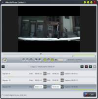 4Media Video Cutter screenshot