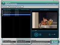 Daniusoft Digital Media Converter screenshot