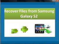 Recover Files from Samsung Galaxy S2 screenshot