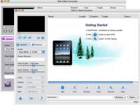 DVD to iPad Converter Mac Suite Pro 2.4 screenshot