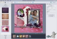 Wondershare Scrapbook Studio screenshot