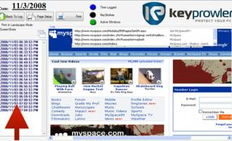 KeyProwler screenshot