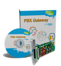 PrettyMay PBX Gateway for Skype screenshot
