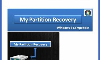 My Partition Recovery screenshot