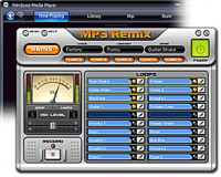 MP3 Remix Player screenshot