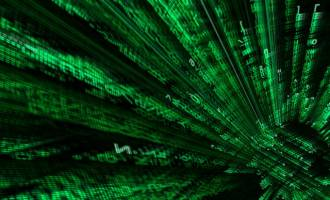 Fantastic Matrix World 3D Screensaver screenshot