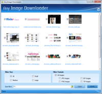 Any Image Downloader screenshot