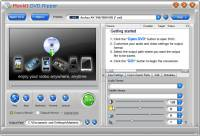 MovKit DVD Ripper screenshot