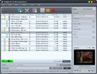 4Media FLV to MP4 Converter screenshot