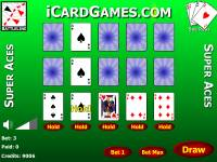 Super Aces 3 Play Video Poker screenshot