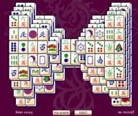 Bow Tie Mahjong Solitaire screenshot