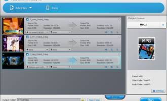 Video Converter Factory Pro screenshot