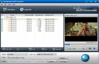 Wondershare DVD Converter screenshot
