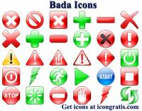 Bada Icons screenshot