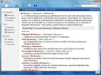 French-Spanish Dictionary by Ultralingua for Windows screenshot
