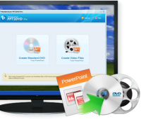 PPT2DVD Pro screenshot