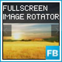 Fullscreen Image Rotator screenshot
