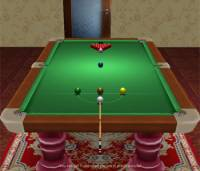 3D Snooker Online Games screenshot