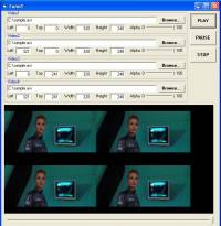 X360 Multiple VideoPlayer OCX SourceCode screenshot