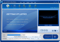 iToolSoft Blu-ray DVD to Video Ripper screenshot