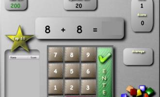 KidsMath screenshot
