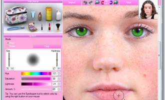 MakeUp Instrument screenshot