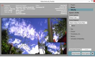 VideoVelocity screenshot