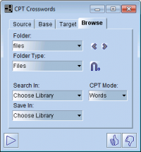 CPT Crosswords screenshot