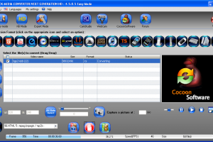 Quick Media Converter  HD screenshot
