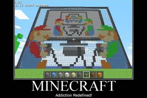 Minecraft for Linux screenshot