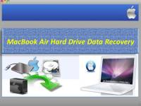 MacBook Air Hard Drive Data Recovery screenshot