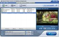 Aimersoft Video Converter for BlackBerry screenshot