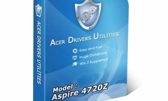 Acer ASPIRE 4720Z Drivers Utility screenshot