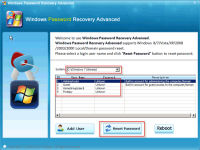 How to Reset Windows Password screenshot