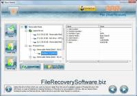 Pen drive File Recovery Software screenshot