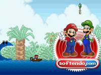 Super Mario Boat screenshot