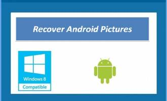 Recover Android Pictures screenshot