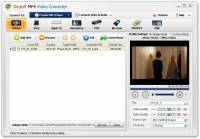 Dicsoft MP4 Video Converter screenshot