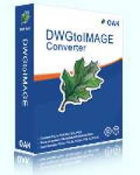 DWG to IMAGE Converter screenshot