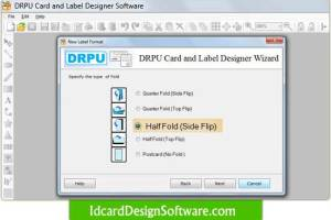 Stickers Design Software screenshot