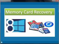 Memory Card Recovery screenshot