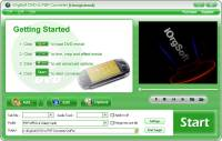 iOrgSoft DVD to PSP Converter screenshot