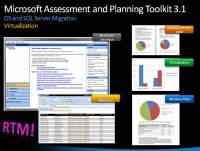 Microsoft Assessment and Planning Toolkit screenshot