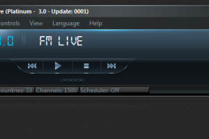 FM Live Platinum screenshot