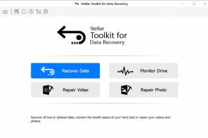 Stellar Phoenix Data Recovery Toolkit screenshot
