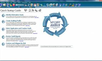 Secure SQL Auditor screenshot
